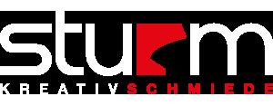 Sturm Kreativschmiede Logo